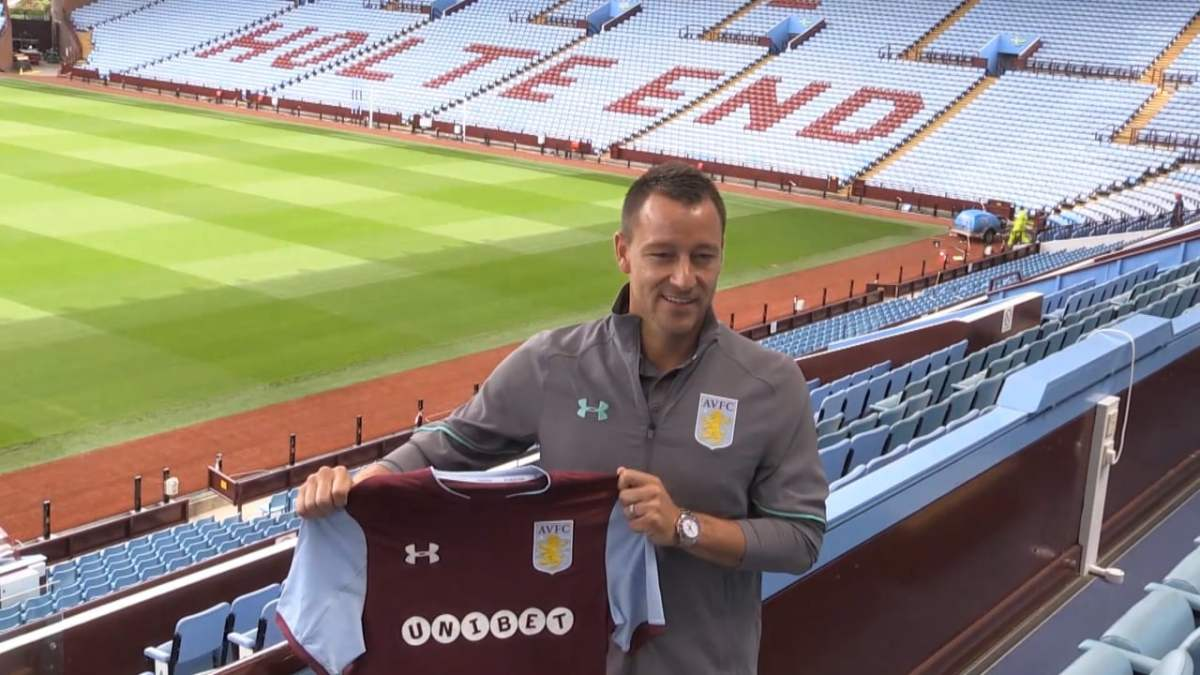 Can Aston Villa survive without John Terry?